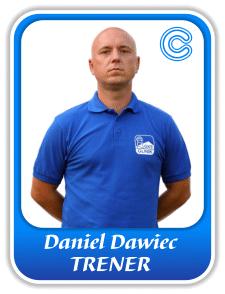TRENER Daniel Dawiec mini